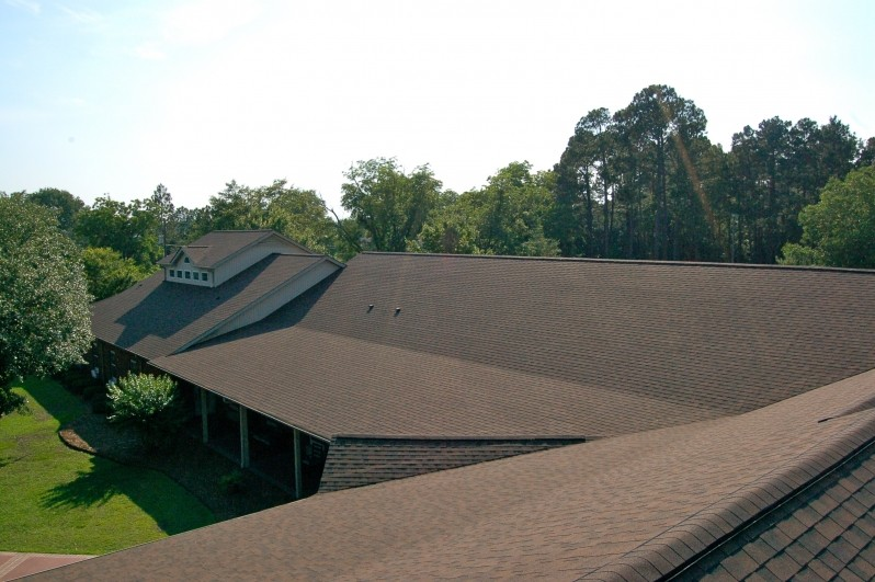 Roof with Architectural Shingles in North Georgia