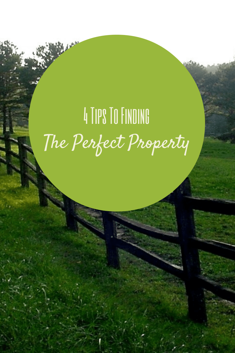 Custom homes 4 tips to finding the perfect property for Find the perfect home