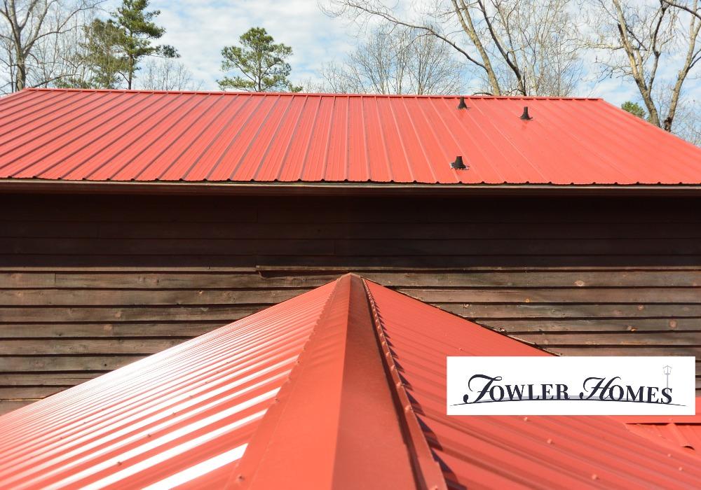 Metal Roofing Canton Atlanta