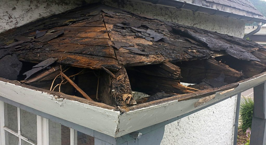 how long to replace roof