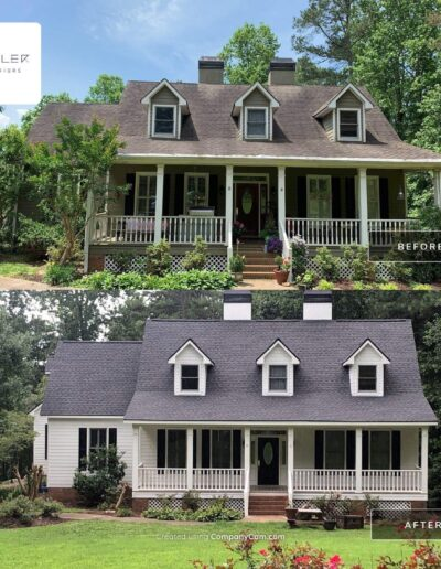 Roof Replaced Canton Georgia