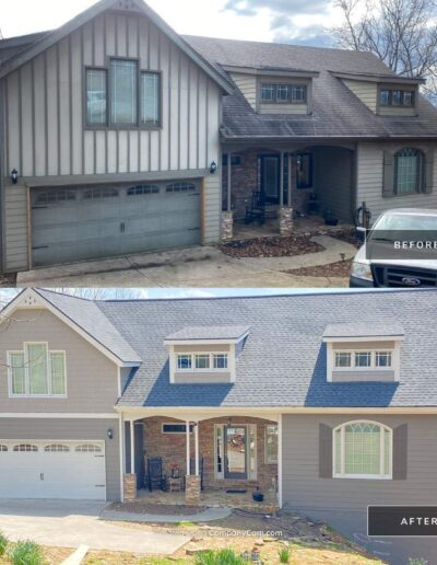 Roof and Siding Replacement Jasper