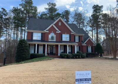 Roof Replacement Charcoal Ga