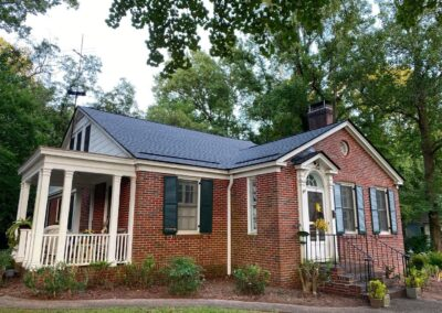 Roof Replacement Edge Vent Canton Ga
