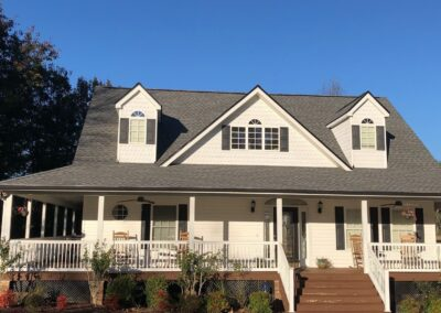 Roof Replacement Pewter Gray North Ga