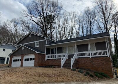 Roof Replacement-Siding-Deck